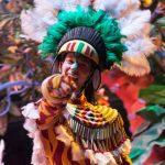 Carnaval en el La Vía