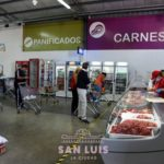 El Supermercado Municipal reforzó la atención para cubrir la demanda