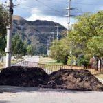 Vialidad municipal colabora en los controles de tránsito por la cuarentena obligatoria