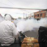La fumigación para combatir el dengue continúa en los barrios de la Ciudad