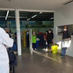 Capacitaron a personal del Supermercado municipal en prevenciones contra el coronavirus