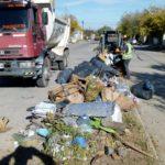 A pesar de las multas, continúa la detección de basura arrojada en la vía pública