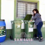 Recolección diferenciada: suman puntos verdes en los barrios para depositar residuos reciclables