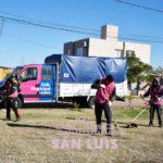 La Municipalidad adquirió dos nuevos vehículos y equipos para los operativos de limpieza