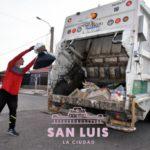Para cuidar la Ciudad, recomiendan sacar los residuos en los horarios de recolección establecidos