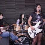 """The Girls In The Old Station, las chicas que rockean en el """"José La Vía"""""""