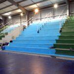 El Polideportivo municipal acondiciona sus instalaciones para recibir a los deportistas