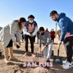 """Conmemoraron el Día Mundial del Medio Ambiente con directivos y docentes de las escuelas """"Álvarez Condarco"""" y """"Fray Luis Beltrán"""""""