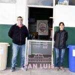 Taxistas se suman a la campaña de separación de residuos