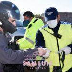 La Municipalidad desplegó un nuevo operativo de control de tránsito sobre la calle Europa