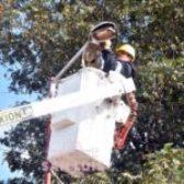 Reparan luminarias en el Pucará y otros barrios de la zona sur