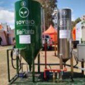 Reúnen más de 3500 litros de aceite de cocina para reciclarlo en combustible