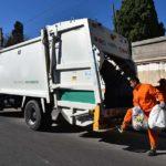 Durante el feriado, la recolección de residuos será normal y no cobrarán estacionamiento medido
