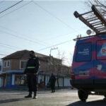 La Ciudad despliega operativos de prevención en calles y avenidas por las heladas y las bajas temperaturas