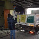 La Ciudad retiró residuos electrónicos del Poder Judicial para ser reciclados