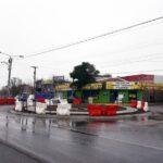 Vecinos y comerciantes destacan la seguridad que brindará la nueva rotonda en avenida Juan Gilberto Funes
